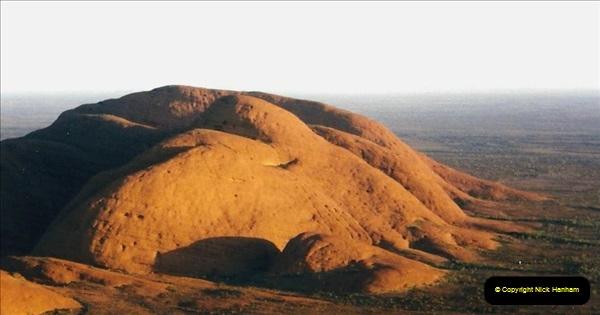 Retrospective Australia Sydney & Ayers Rock (Uluru) February 1996 with your Host & late Mother.   (289) 289