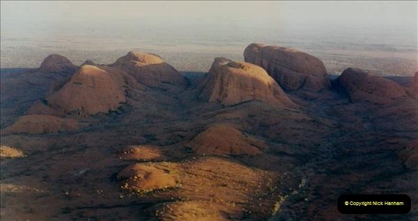 Retrospective Australia Sydney & Ayers Rock (Uluru) February 1996 with your Host & late Mother.   (290) 290