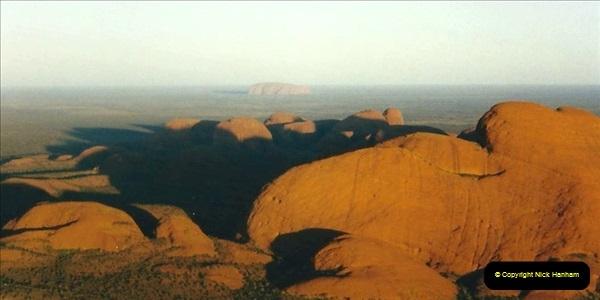 Retrospective Australia Sydney & Ayers Rock (Uluru) February 1996 with your Host & late Mother.   (291) 291