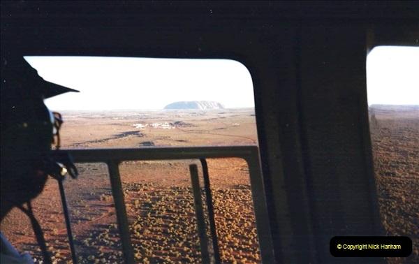 Retrospective Australia Sydney & Ayers Rock (Uluru) February 1996 with your Host & late Mother.   (292) 292
