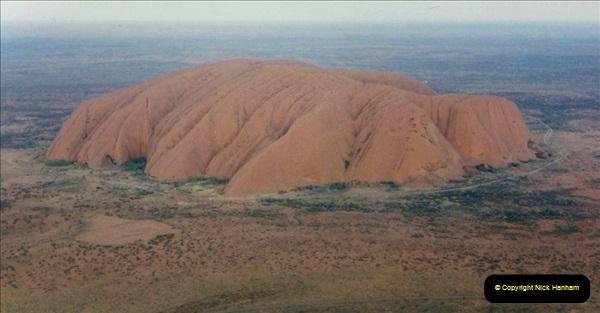 Retrospective Australia Sydney & Ayers Rock (Uluru) February 1996 with your Host & late Mother.   (294) 294