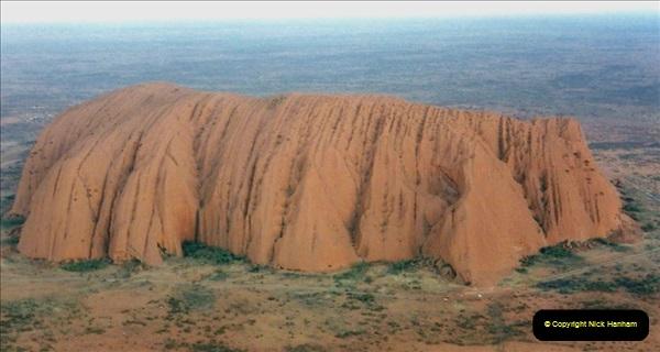 Retrospective Australia Sydney & Ayers Rock (Uluru) February 1996 with your Host & late Mother.   (295) 295
