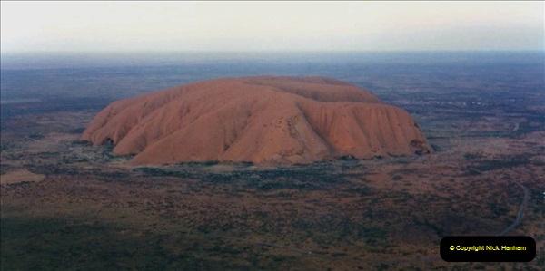 Retrospective Australia Sydney & Ayers Rock (Uluru) February 1996 with your Host & late Mother.   (296) 296