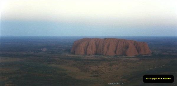 Retrospective Australia Sydney & Ayers Rock (Uluru) February 1996 with your Host & late Mother.   (297) 297