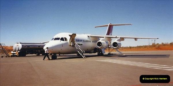 Retrospective Australia Sydney & Ayers Rock (Uluru) February 1996 with your Host & late Mother.   (299) 299
