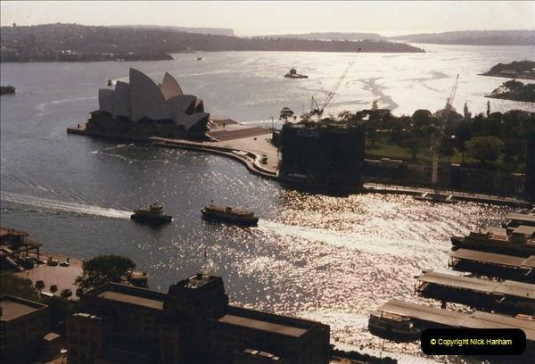 Retrospective Australia Sydney & Ayers Rock (Uluru) February 1996 with your Host & late Mother.   (30) 030