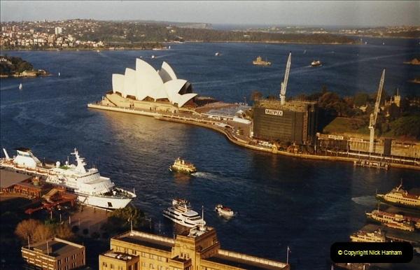 Retrospective Australia Sydney & Ayers Rock (Uluru) February 1996 with your Host & late Mother.   (35) 035
