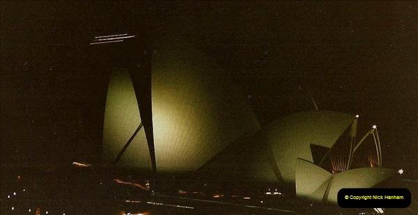 Retrospective Australia Sydney & Ayers Rock (Uluru) February 1996 with your Host & late Mother.   (42) 042