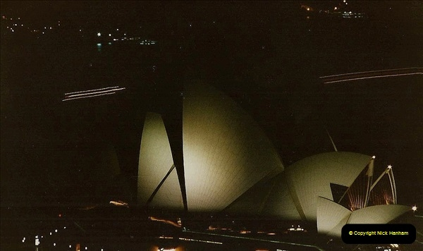 Retrospective Australia Sydney & Ayers Rock (Uluru) February 1996 with your Host & late Mother.   (43) 043