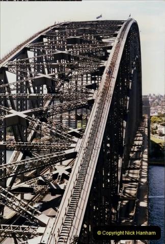 Retrospective Australia Sydney & Ayers Rock (Uluru) February 1996 with your Host & late Mother.   (54) 054