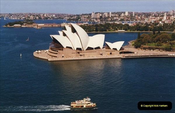 Retrospective Australia Sydney & Ayers Rock (Uluru) February 1996 with your Host & late Mother.   (64) 064