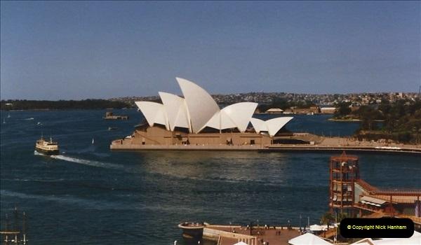 Retrospective Australia Sydney & Ayers Rock (Uluru) February 1996 with your Host & late Mother.   (66) 066