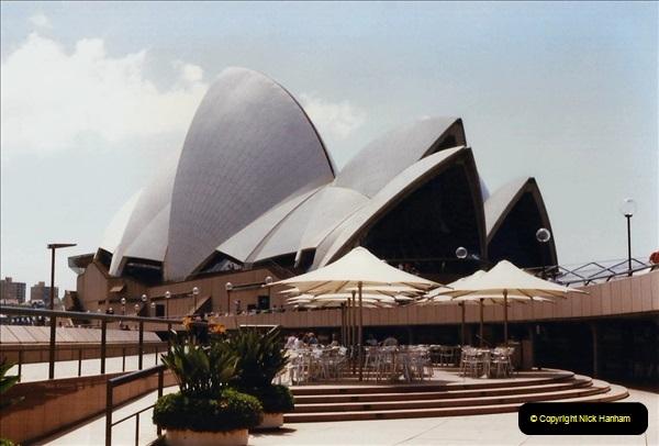 Retrospective Australia Sydney & Ayers Rock (Uluru) February 1996 with your Host & late Mother.   (71) 071