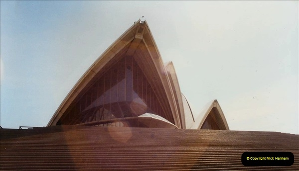 Retrospective Australia Sydney & Ayers Rock (Uluru) February 1996 with your Host & late Mother.   (72) 072