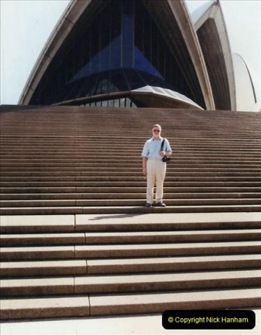 Retrospective Australia Sydney & Ayers Rock (Uluru) February 1996 with your Host & late Mother.   (73) 073