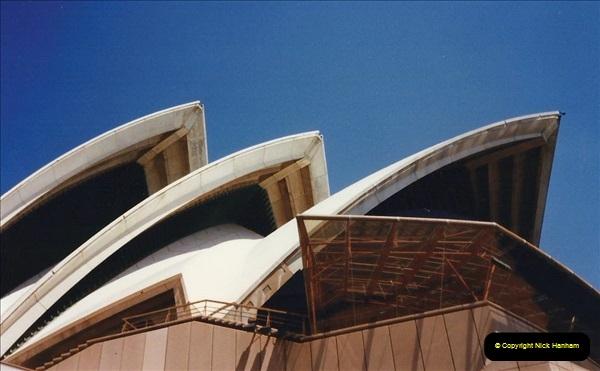 Retrospective Australia Sydney & Ayers Rock (Uluru) February 1996 with your Host & late Mother.   (75) 075