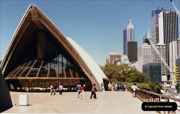 Retrospective Australia Sydney & Ayers Rock (Uluru) February 1996 with your Host & late Mother.   (76) 076