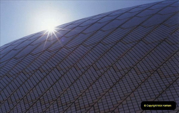 Retrospective Australia Sydney & Ayers Rock (Uluru) February 1996 with your Host & late Mother.   (77) 077