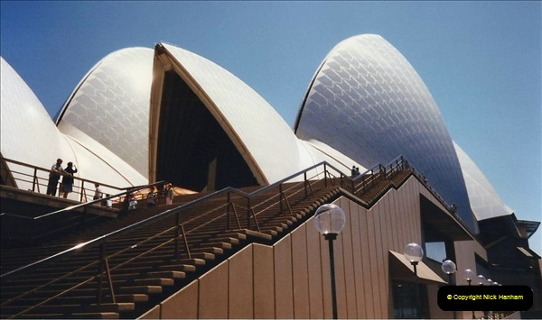Retrospective Australia Sydney & Ayers Rock (Uluru) February 1996 with your Host & late Mother.   (79) 079