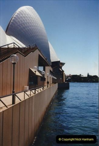 Retrospective Australia Sydney & Ayers Rock (Uluru) February 1996 with your Host & late Mother.   (82) 082