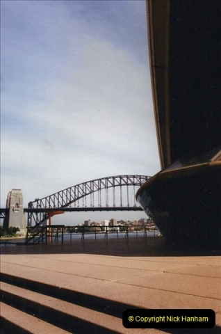 Retrospective Australia Sydney & Ayers Rock (Uluru) February 1996 with your Host & late Mother.   (84) 084