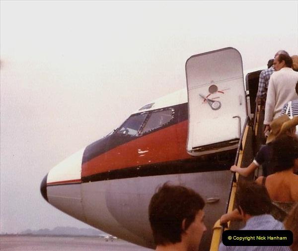 1980 Retrospective Corfu. (2) Dan Air Bournemouth to Corfu. 02