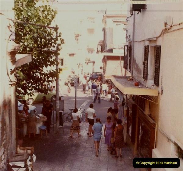 1980 Retrospective Corfu. (25) Round and about Corfu. 25