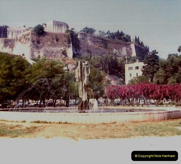 1980 Retrospective Corfu. (26) Round and about Corfu. 26