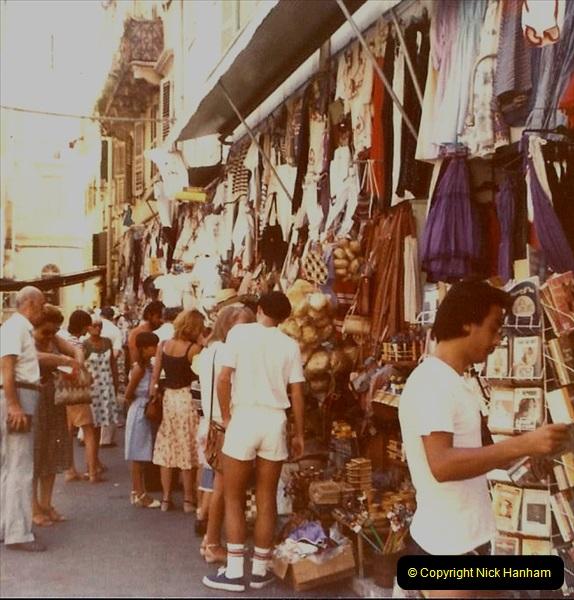 1980 Retrospective Corfu. (28) Round and about Corfu. 28