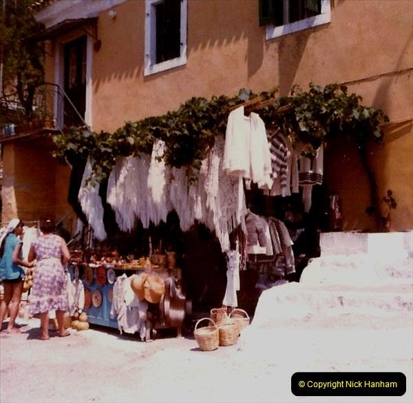 1980 Retrospective Corfu. (29) Round and about Corfu. 29