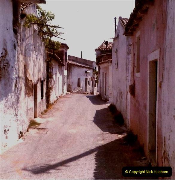 1980 Retrospective Corfu. (30) Round and about Corfu. 30