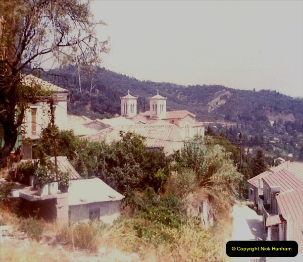 1980 Retrospective Corfu. (32) Round and about Corfu. 32