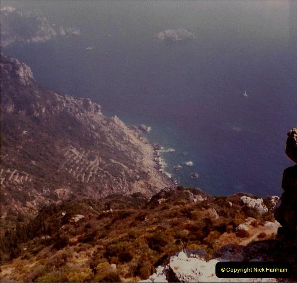 1980 Retrospective Corfu. (36) Round and about Corfu. 36