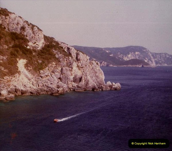 1980 Retrospective Corfu. (37) Round and about Corfu. 37