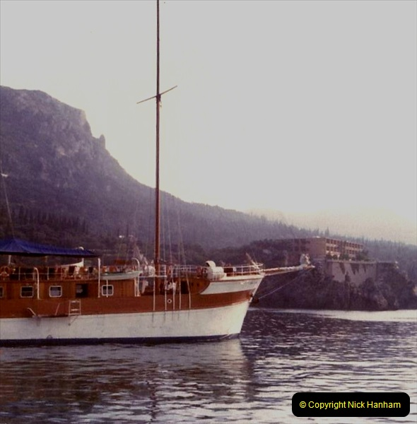 1980 Retrospective Corfu. (41) Round and about Corfu. 41