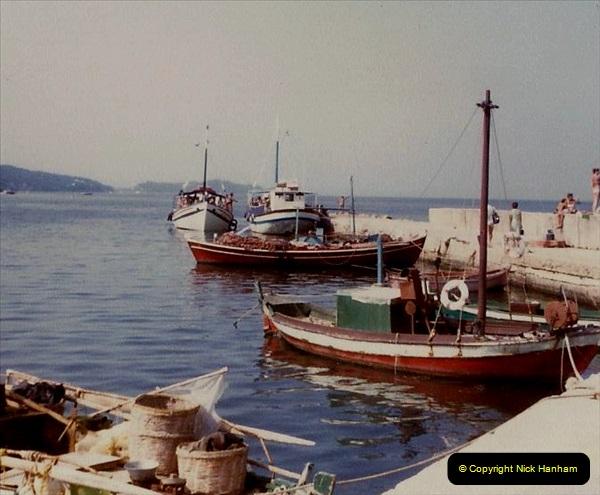 1980 Retrospective Corfu. (42) Round and about Corfu. 42