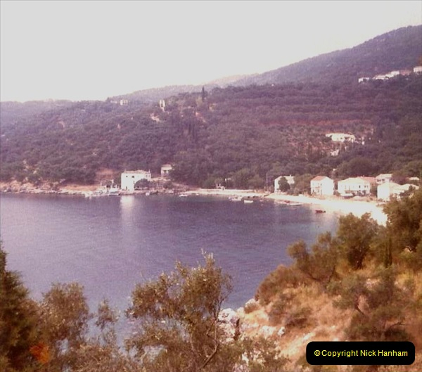 1980 Retrospective Corfu. (45) Round and about Corfu. 45