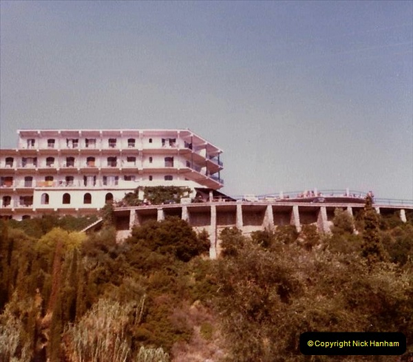 1980 Retrospective Corfu. (47) Round and about Corfu. 47