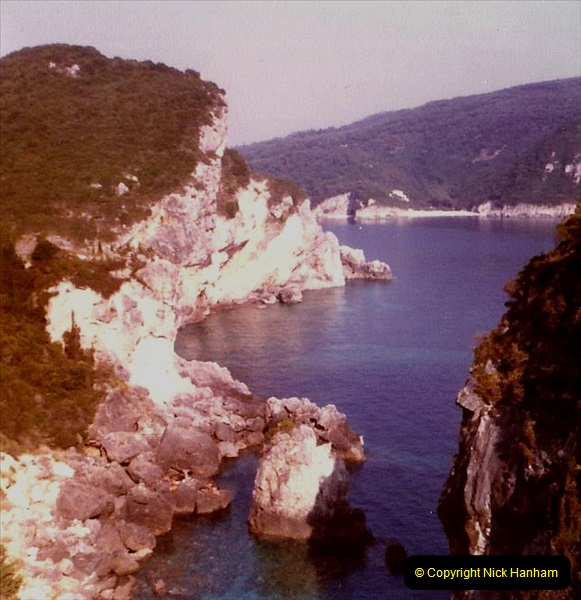 1980 Retrospective Corfu. (48) Round and about Corfu. 48