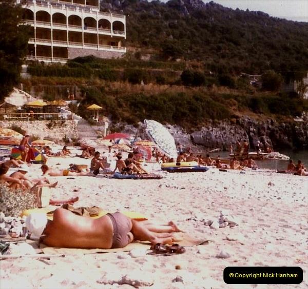 1980 Retrospective Corfu. (49) Round and about Corfu. 49