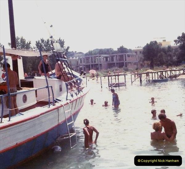 1980 Retrospective Corfu. (50) Round and about Corfu. 50