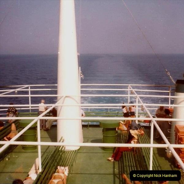 1980 Retrospective Corfu. (52) Visit to mainland Greece.52