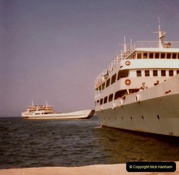 1980 Retrospective Corfu. (53) Ladochori and Lgoumenitsa. 53