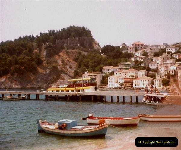 1980 Retrospective Corfu. (54) Ladochori and Lgoumenitsa. 54