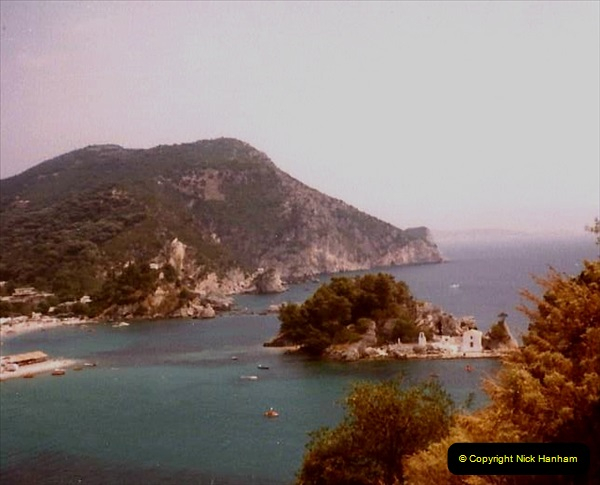 1980 Retrospective Corfu. (57) Ladochori and Lgoumenitsa. 57