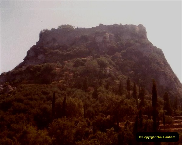 1980 Retrospective Corfu. (61) Corfu. 61