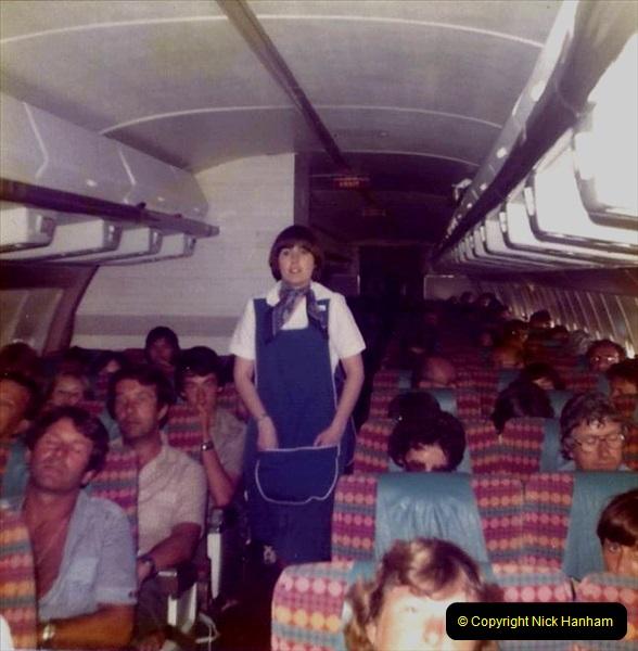 1980 Retrospective Corfu. (63) Homeward bound.63