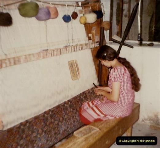 1980 Retrospective Corfu. (18) Local craft. 18