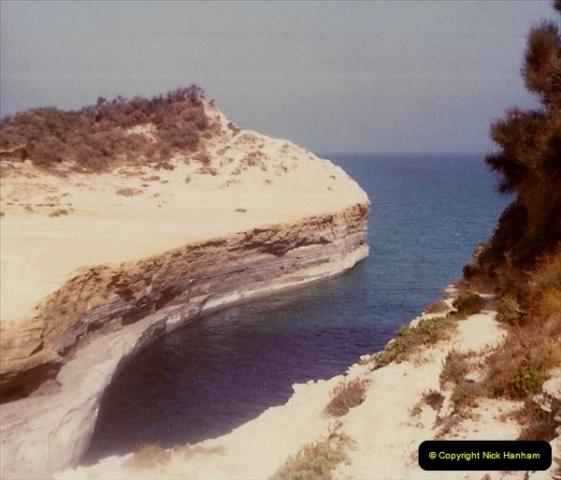 1980 Retrospective Corfu. (22) Round and about Corfu. 22