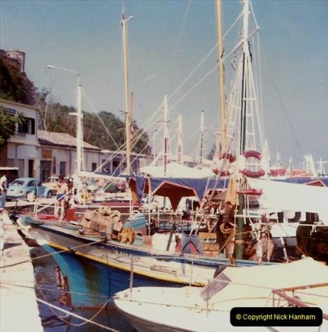 1980 Retrospective Corfu. (24) Round and about Corfu. 24
